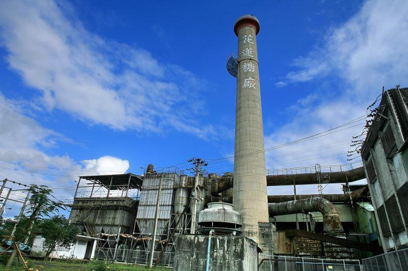 本次工作坊研究個案-花蓮糖廠製糖工場