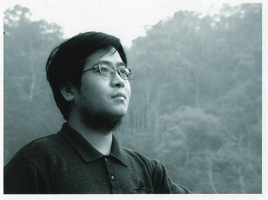 Photo of Qiu Yifan (Hiu, Yit-fan) (Source: Qiu Yifan)