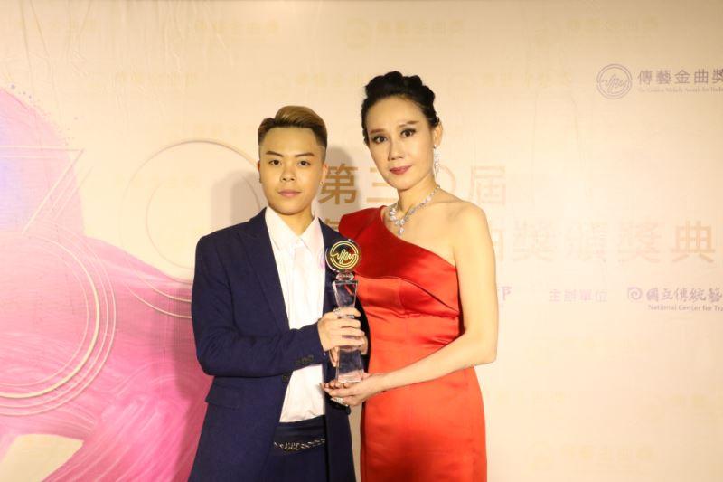 最佳傳統表演藝術影音出版獎 聶采霞的心 _ 春美歌劇團