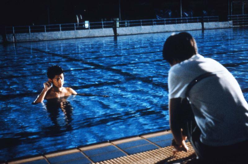 開幕片為2002年由易智言執導的「藍色大門」