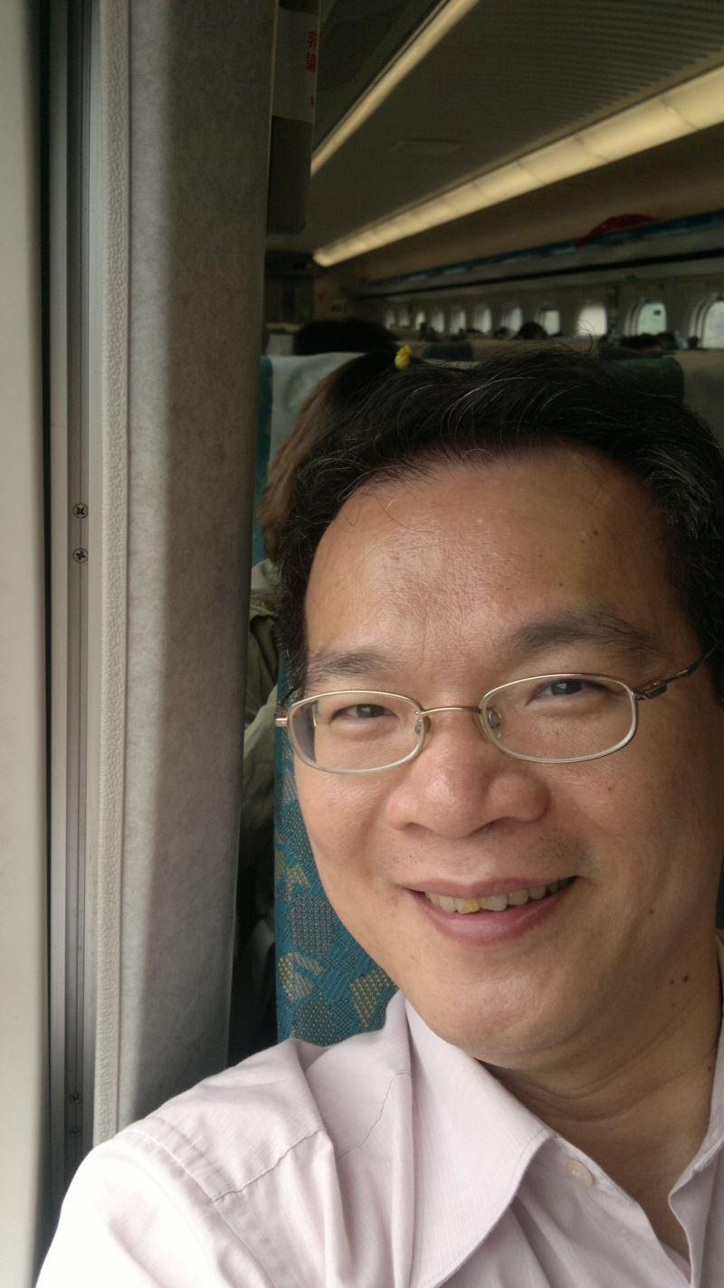 圖5:《布袋戲戀歌 落花斷情雨》特邀臺灣文學博士陳龍廷先生擔任策劃。