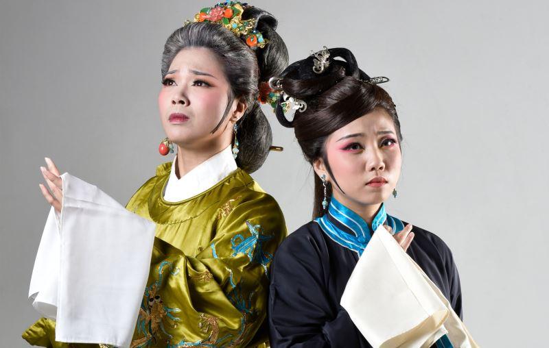 聯合育成展演-榮興客家採茶劇團-經典折子〈探寒窯〉