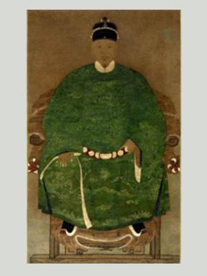 Potret Koxinga