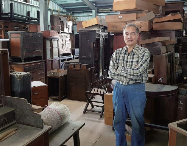 Furniture Restoration Master Chang Chun-neng