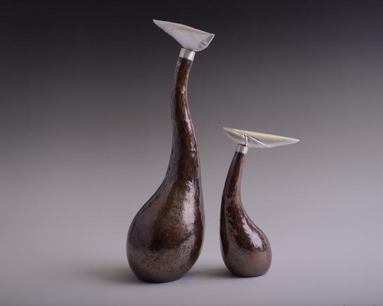 魏吉芝-鳥瓶子