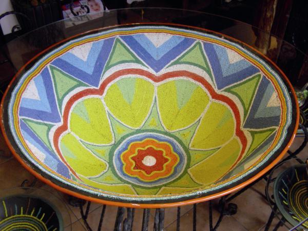 圓滿琉璃桌