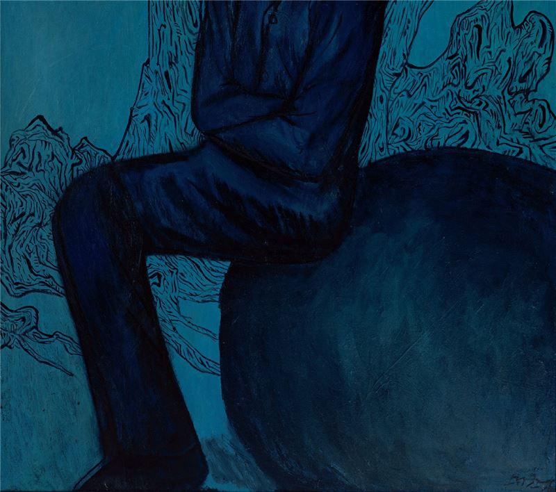 CHIU Ya-tsai〈Traveler〉Detail