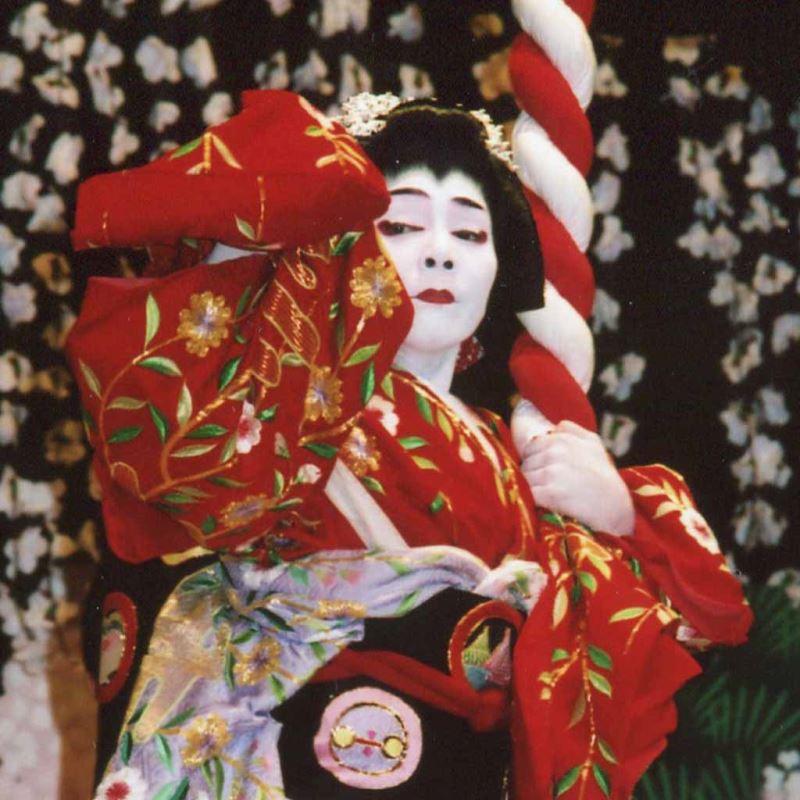 《間(Ma)》日本|坂東扇菊舞踊