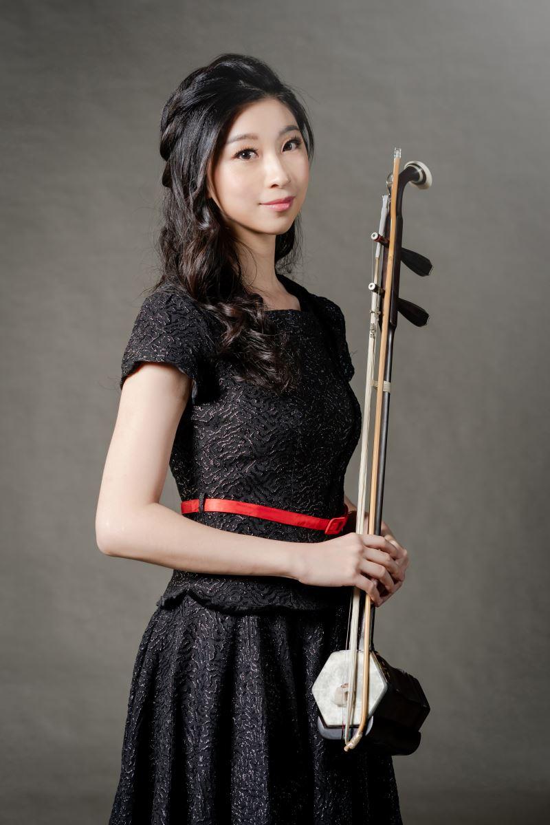 圖2:《弦意嶺南》由青年音樂家戴瑋擔任獨奏,呈現廣東音樂之美。