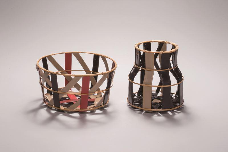 工藝中心台日設計合作-吉行良平-籃子