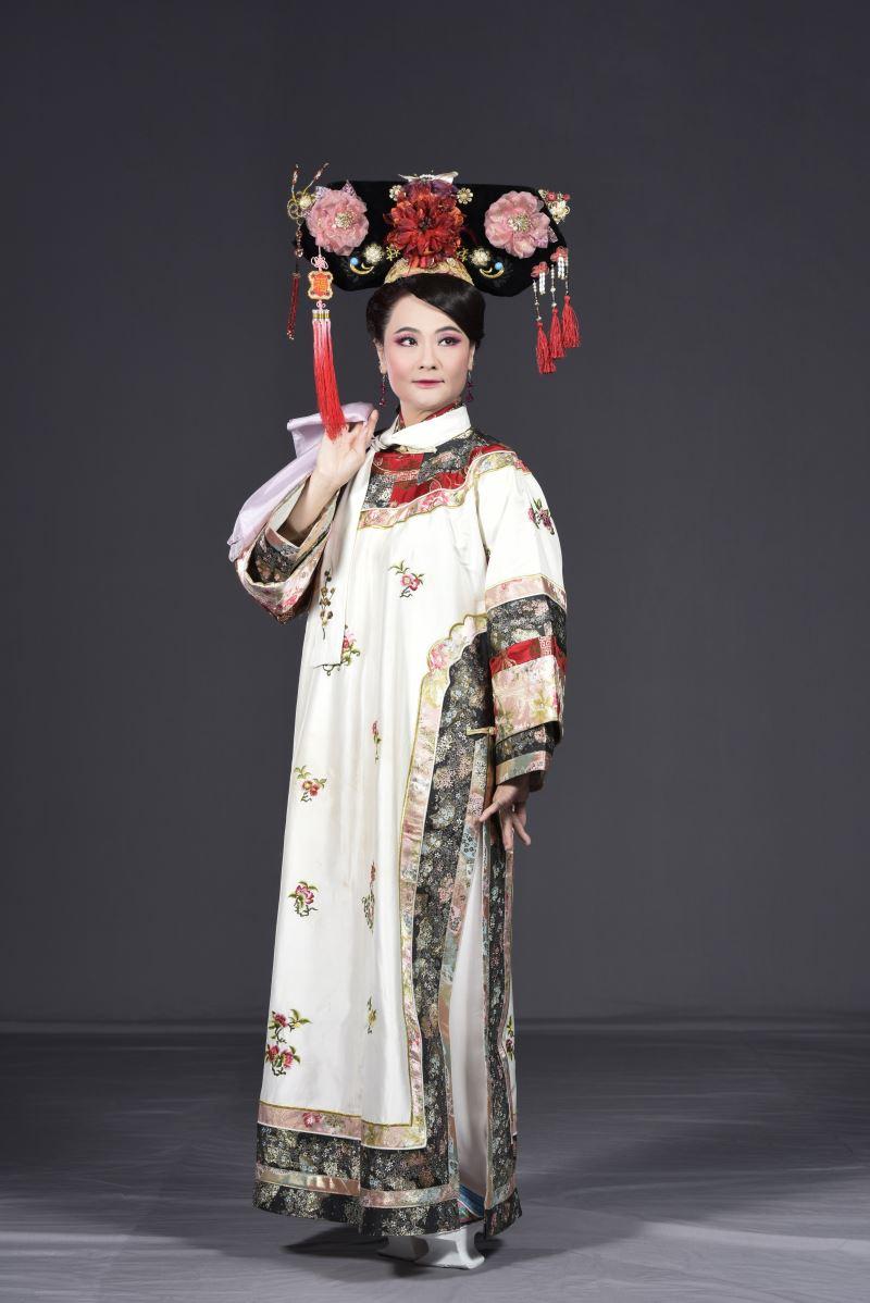 蕭揚玲 飾演珍妃