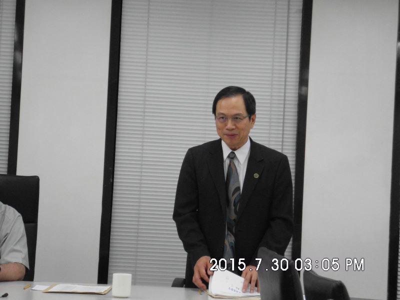 第11屆第5次董監事聯席會議系列照片共5張