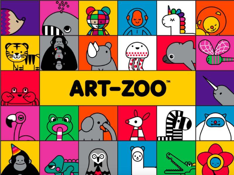 「年度最佳文創精品獎」藝動園有限公司_Art-Zoo藝術動物園_