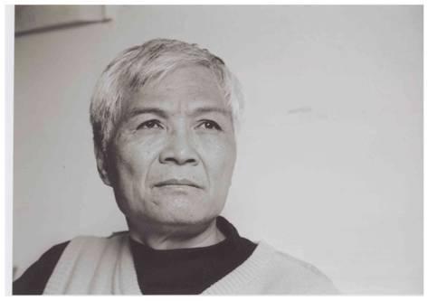 Photo of Huang Jinlian (Ng Keng-lian) (Source: Huang Jinlian)