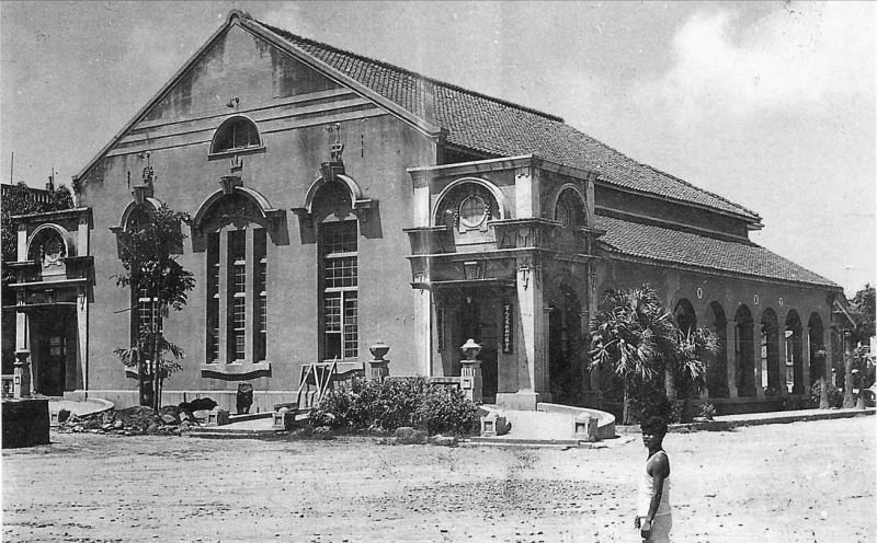 Hsinchu Assembly Hall (1921)
