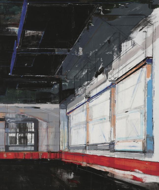 CHEN Chien-Jung〈Landscape 64〉 Detail