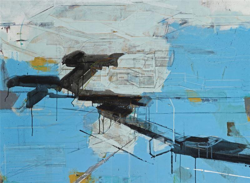 CHEN Chien-Jung〈Landscape 11〉 Detail