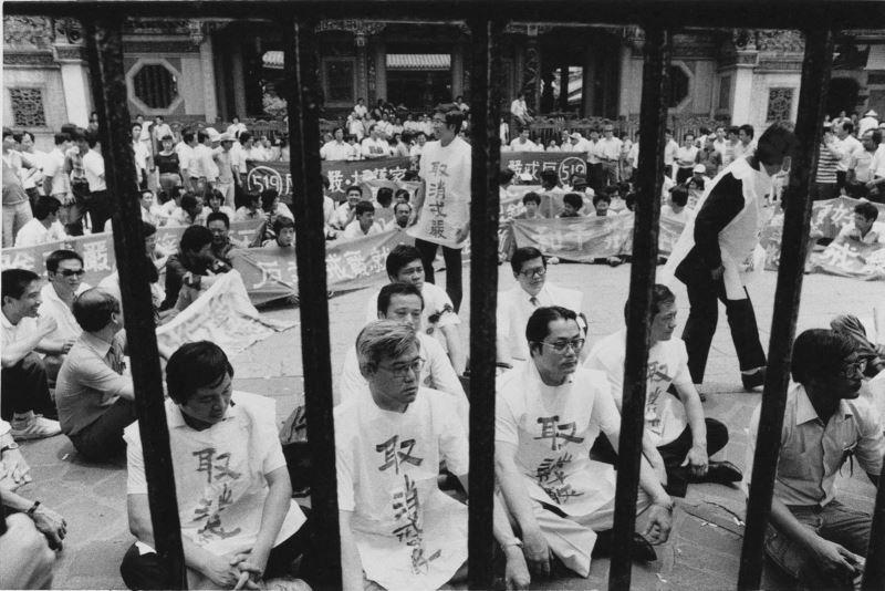 民主攝影展作品-1(攝影:宋隆泉)