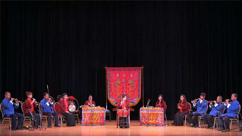 "Performance photo of ""Lei Xing Tai"""