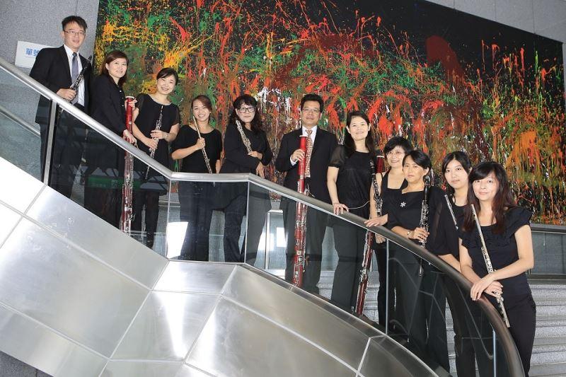 國立臺灣交響樂團木管群