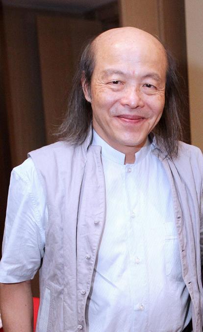 林清玄肖像照(來源/文訊雜誌社)