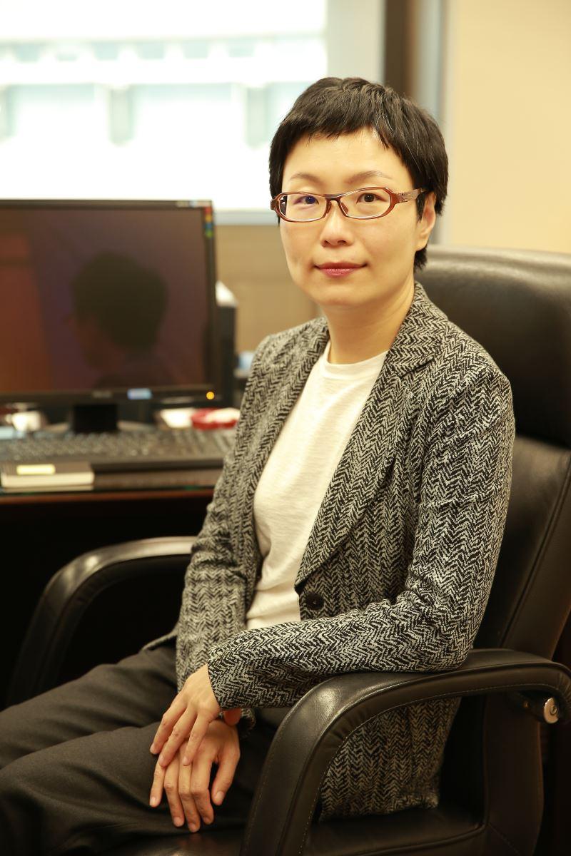 文化部次長丁曉菁將轉任為文策院第一屆董事長