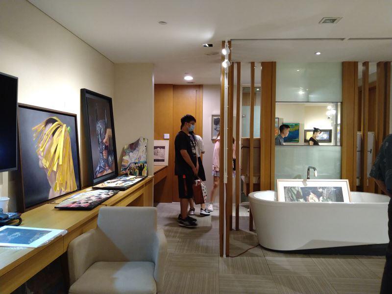 台中藝博會展覽現場 (9)