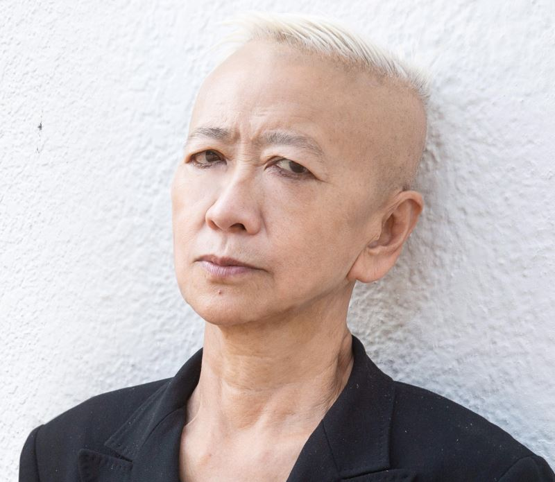 Net art pioneer Shu Lea Cheang.