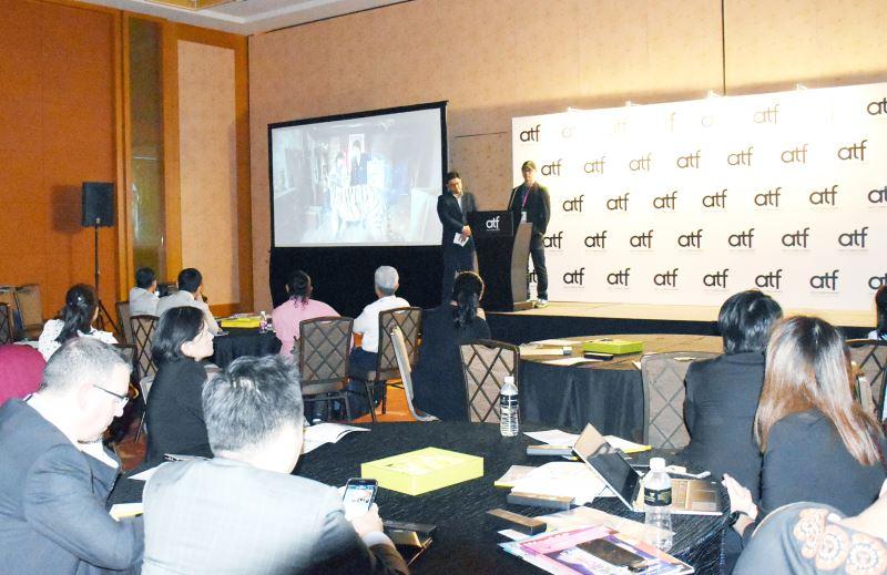 台灣電視內容業者前進新加坡,首次舉辦海外創投提案會