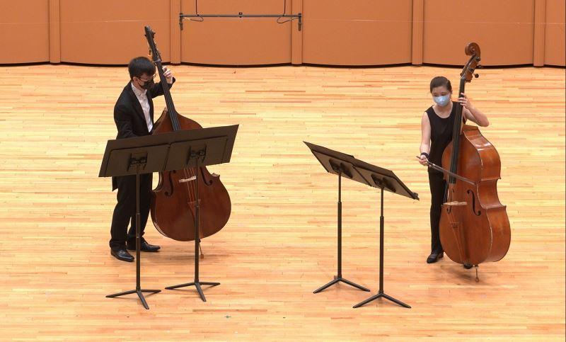 NTSO「音樂萬花筒」室內樂音樂會系列含低音提琴二重奏等共19組多樣室內樂組合多彩演出