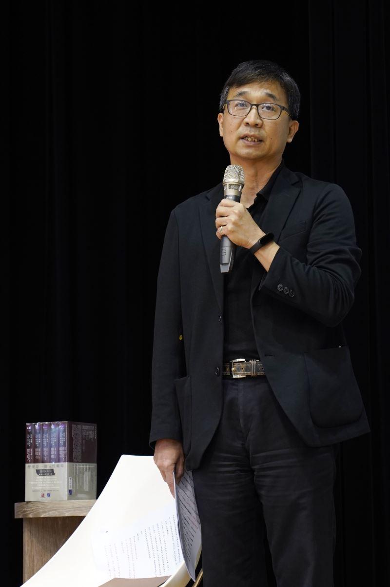 人權館館長陳俊宏