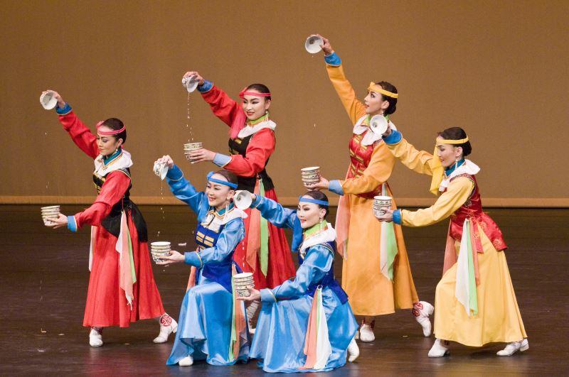 2010亞太蒙古國家歌舞學院團