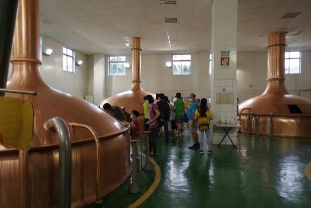 本次工作坊研究個案-建國啤酒廠