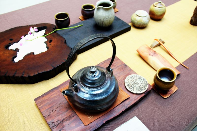 陶藝授課作品