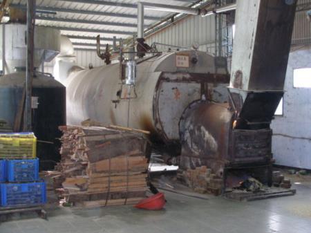 03碳化用高壓鍋爐