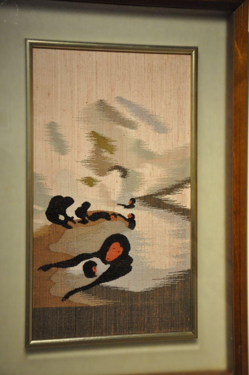 Huang Lan-ye — Kesi Silk Tapestry