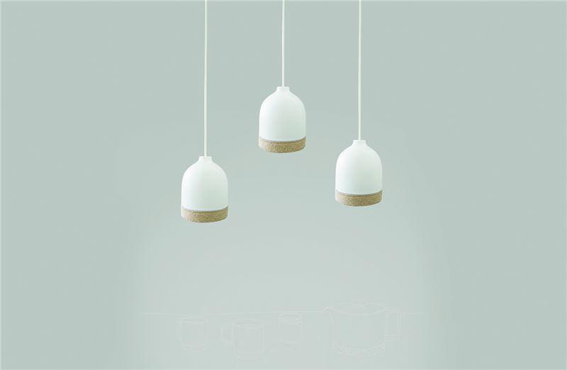 陶藺燈-A.M IDEAS-臺灣
