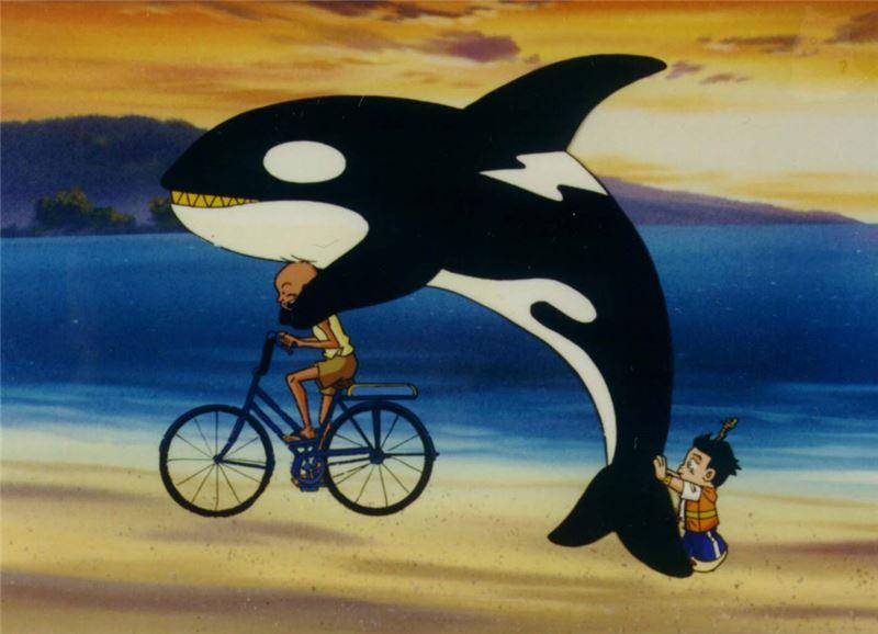 可惜,當初此片入圍金馬獎最佳動畫片,卻被評審批評為「怪力亂神」,未能獲得應有的讚譽。