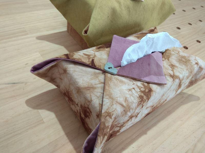 草木染面紙套