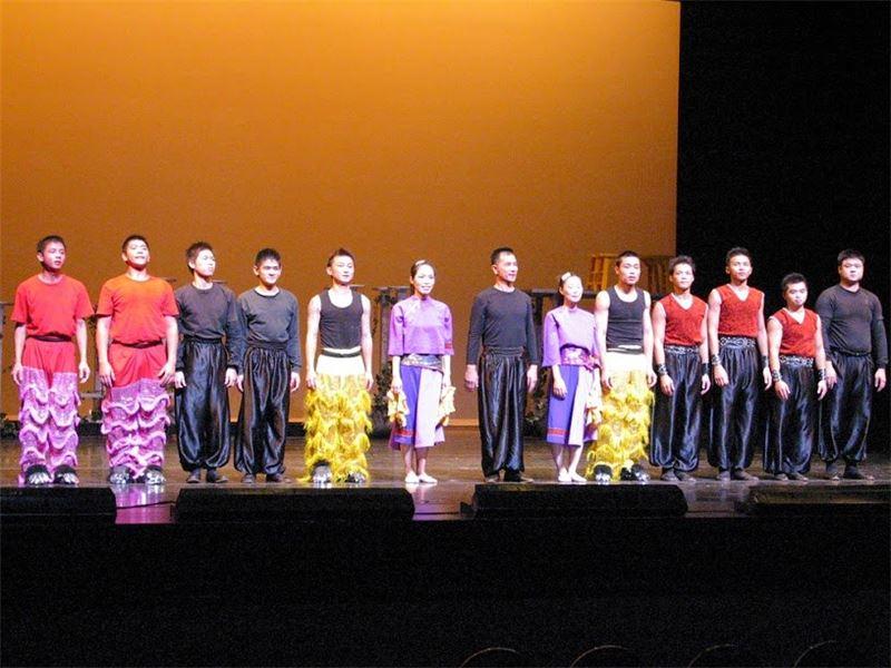 Hung Sheng Lion Dance Theater (2004)