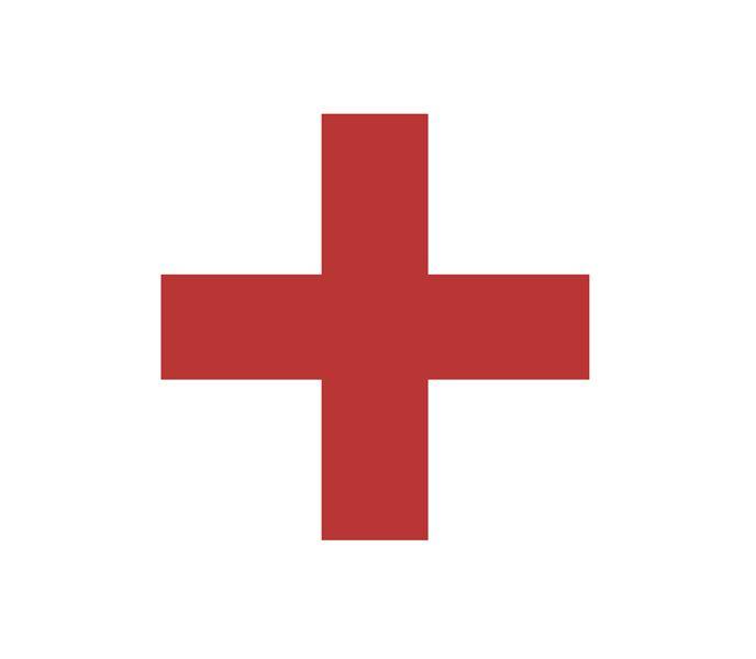 簡易救護的符號