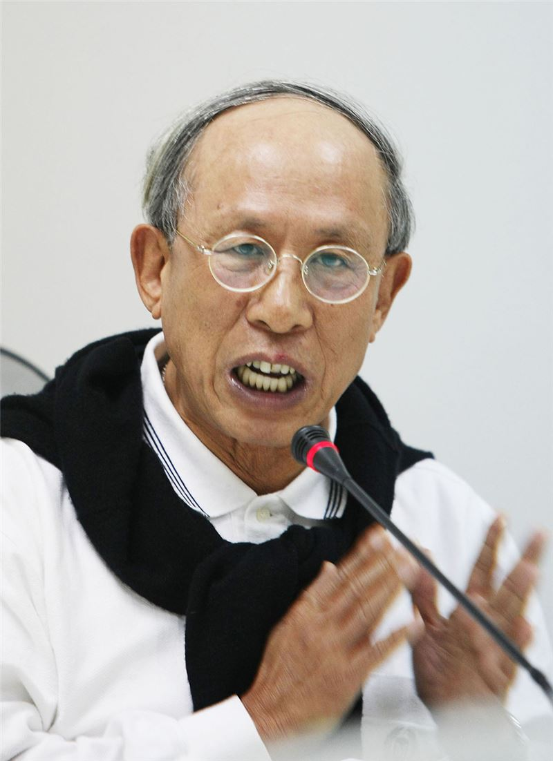 Photo of Wang Tuo (Source: Central News Agency)