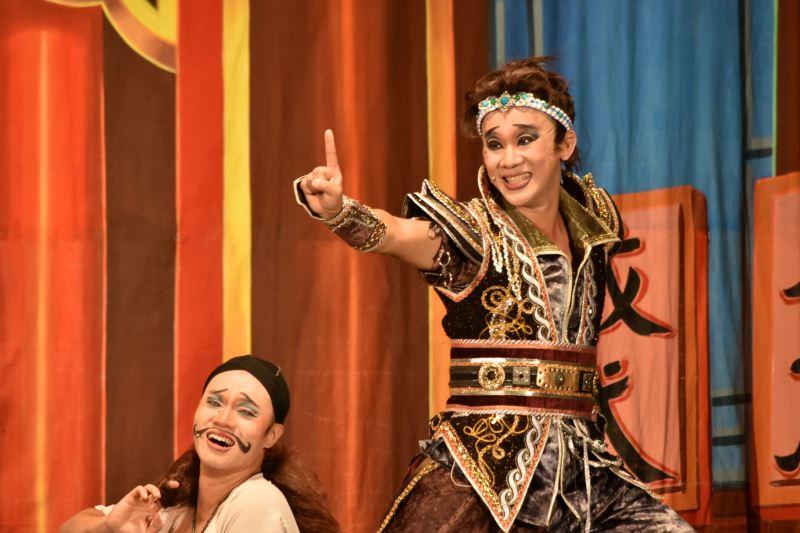 勝秋戲劇團將帶來好戲《王子宮略》。