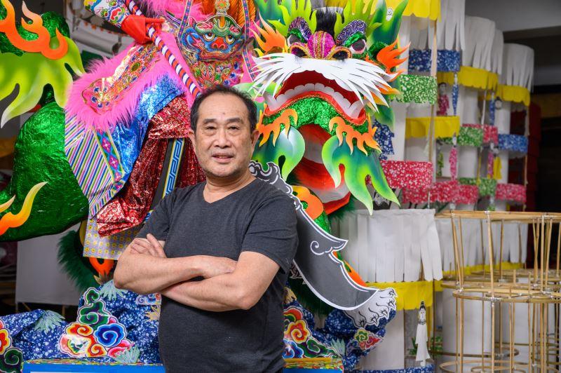 李清榮手法融合創新和傳統。