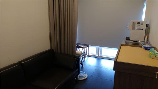 臺北分館四樓哺集乳室設施
