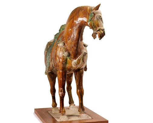 Tri-colour horse-Large