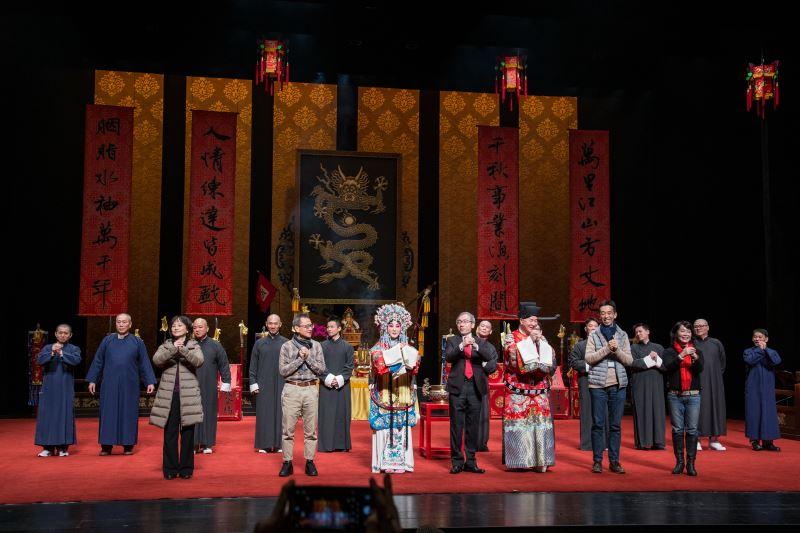 國光劇團2020金鼠新春開箱儀式2
