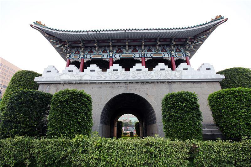 Les anciennes Portes de la ville de Taipei 02