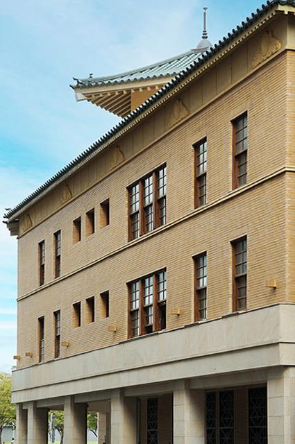 2-國家攝影文化中心經過修復後的建築外觀,重現1937年時的風華