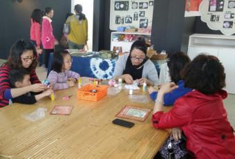 4F童玩工坊-親子DIY體驗